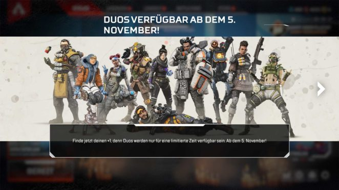 Duos IG Screen