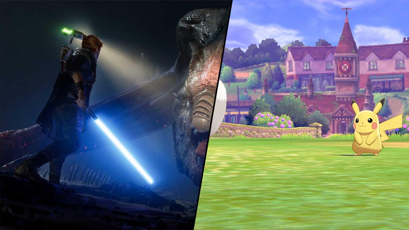 Pokemon und Star Wars Release