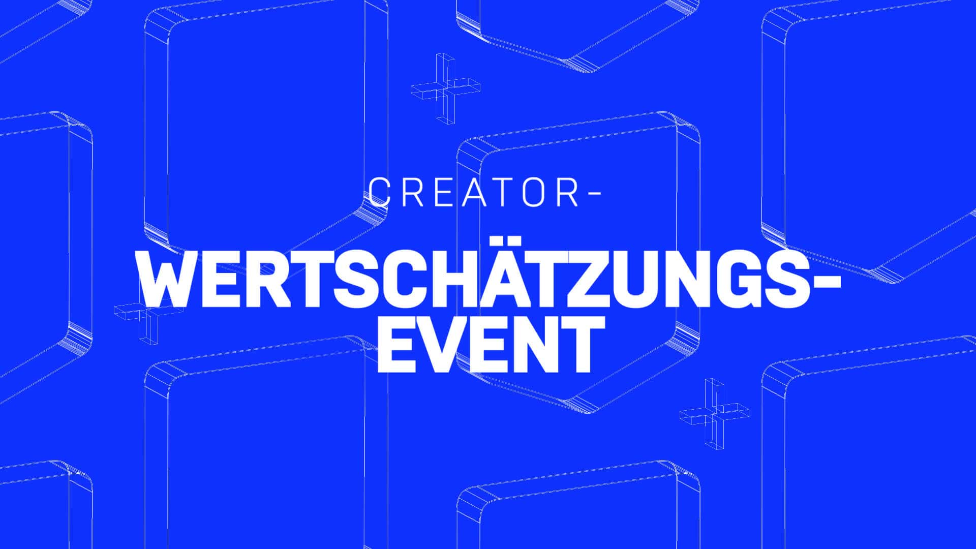 epic creator wertschaetzungs event