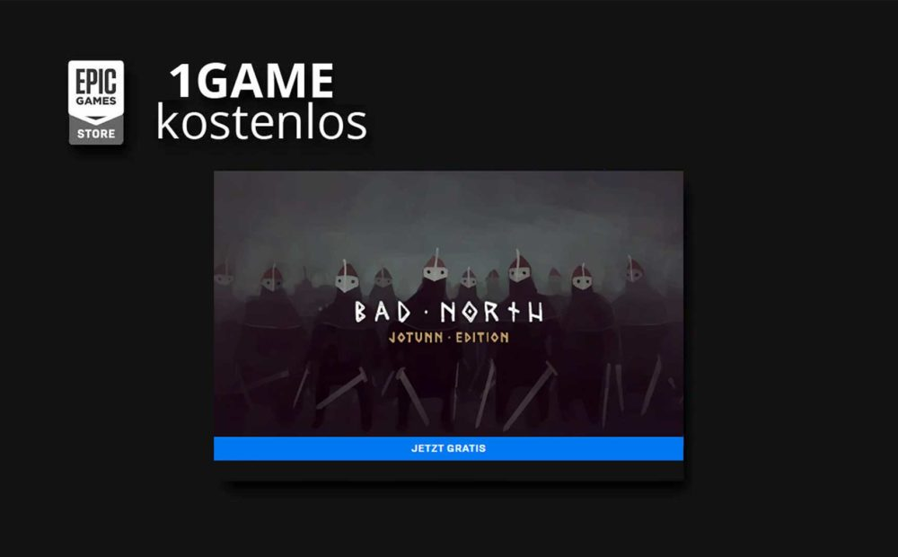 epic games bad north kostenlos