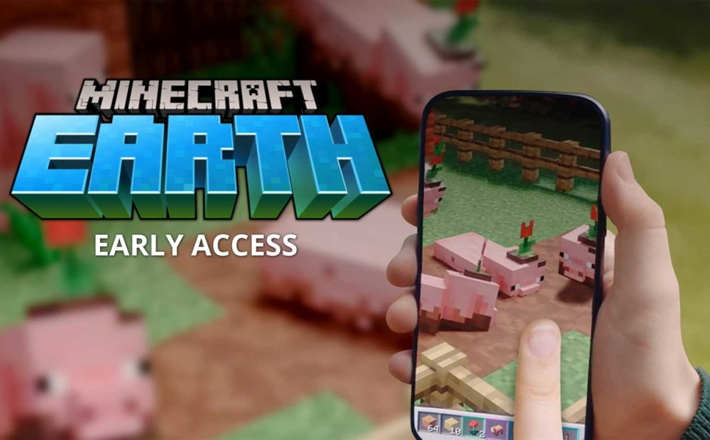 minecraft earth early access