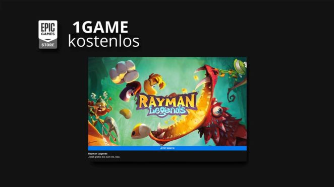rayman legends kostenlos epic games store