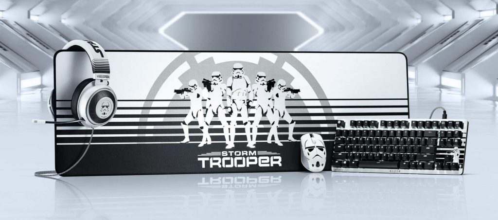 star wars razer stormtrooper edition