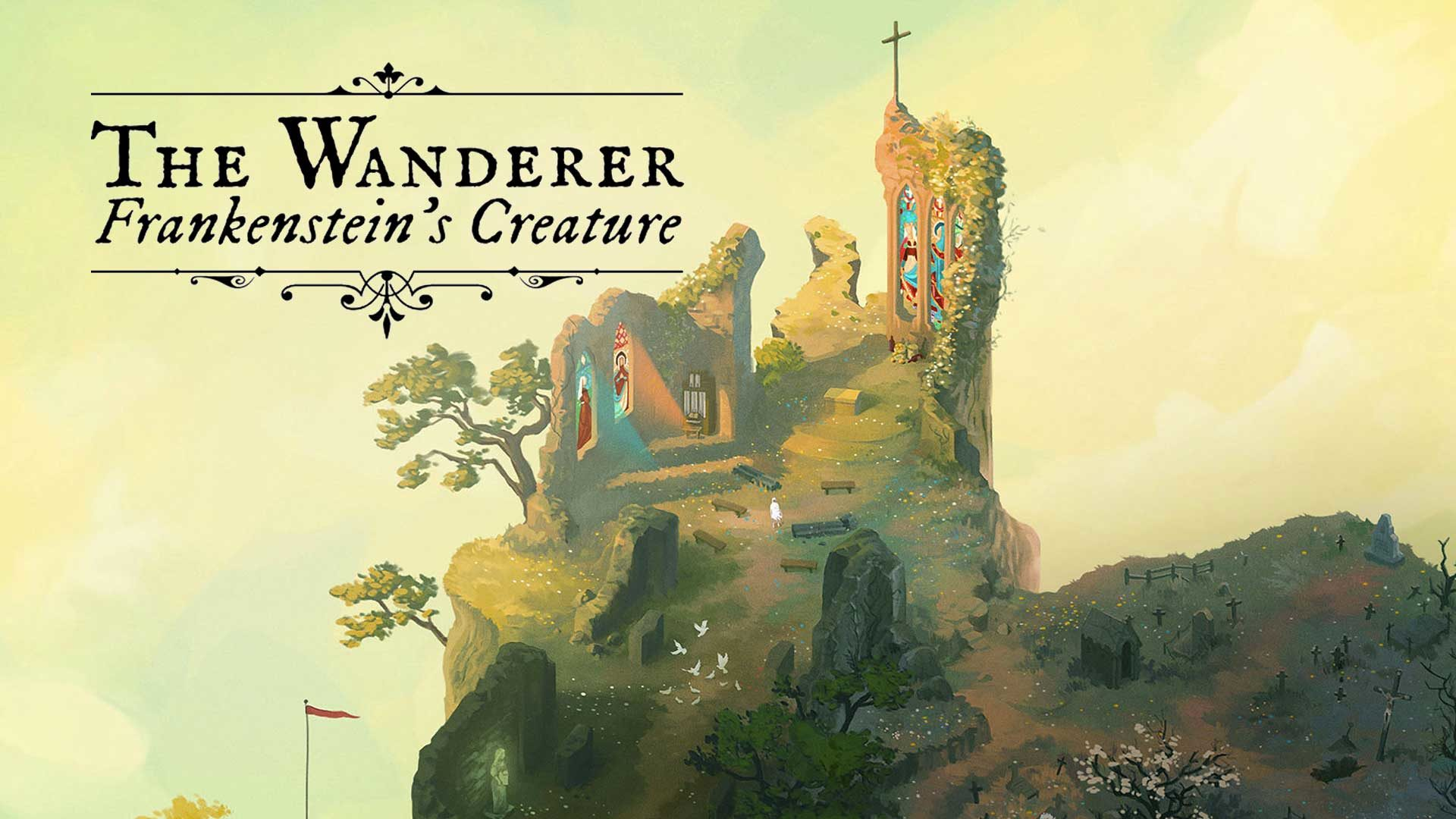 the wanderer frankenstein arte