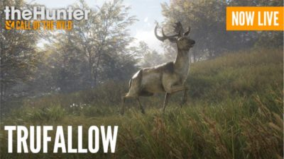 thehunter cotw trufallow