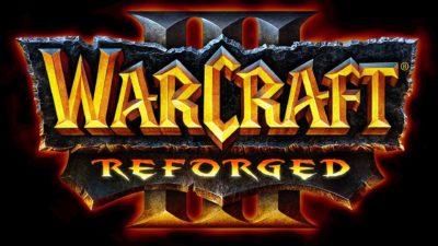 Warcraft III Reforged Logo png jpgcopy babt
