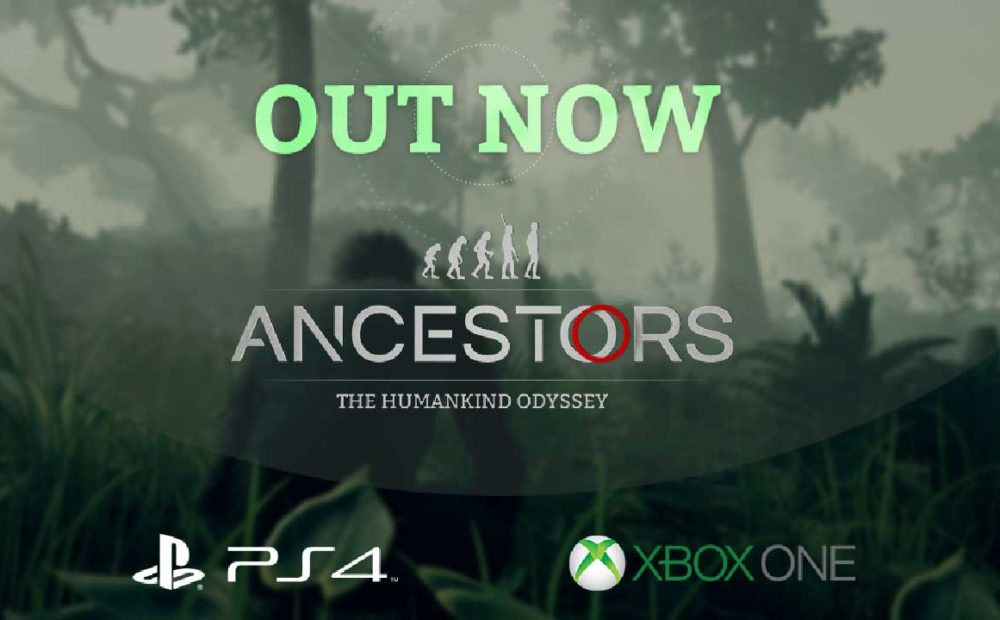 ancestors the humankind odyssey konsole