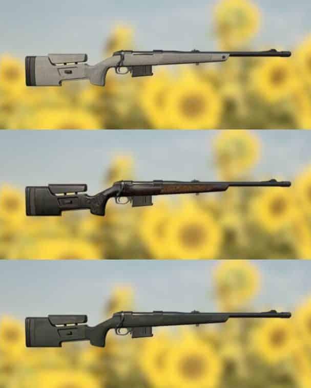 cotw Kammerverschlussgewehr