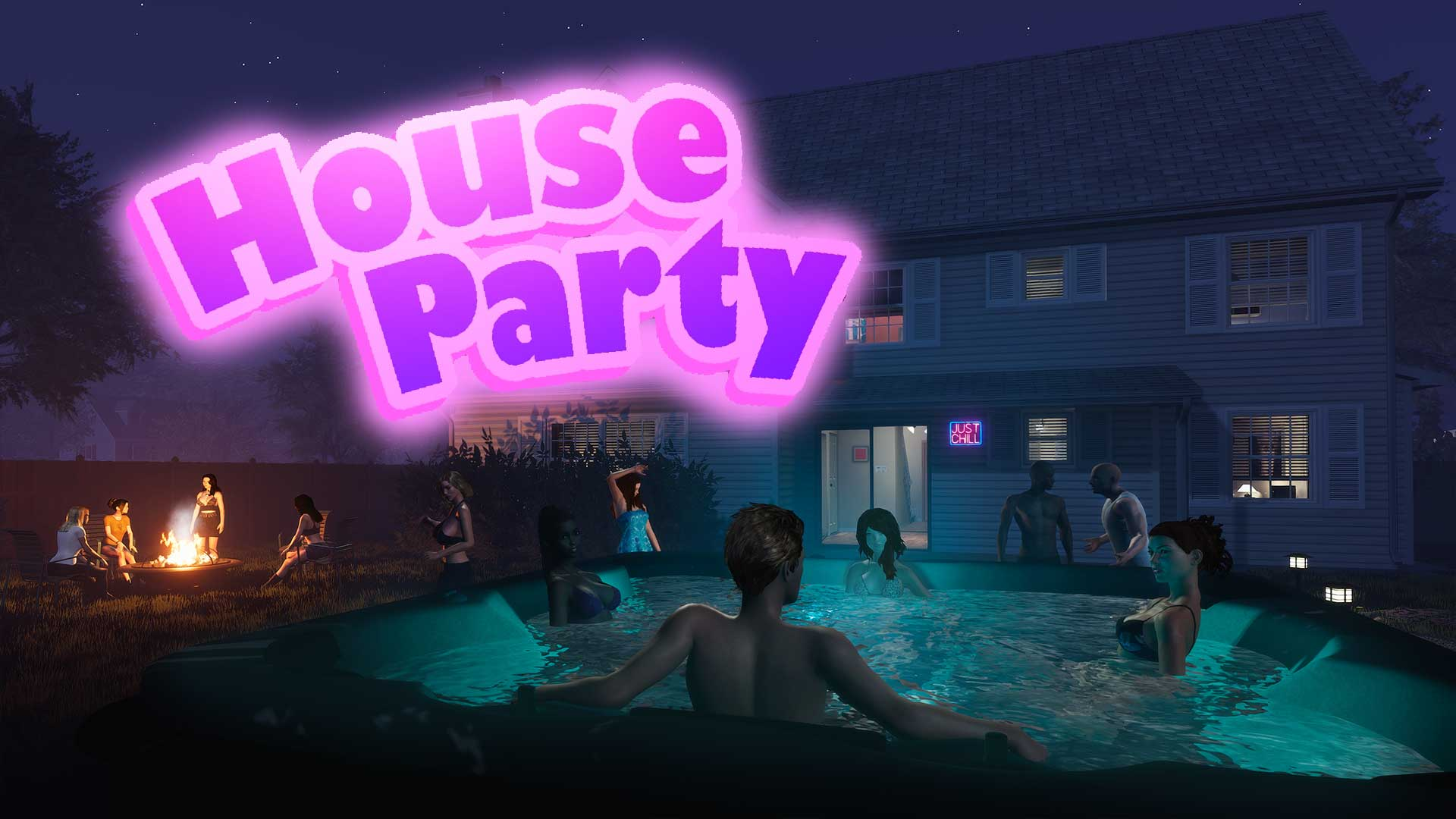 house party cover