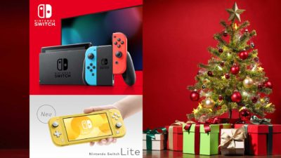 nintendo switch xmas