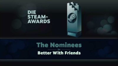 steam awards 2019 better with friends cover