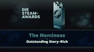 steam awards 2019 story rich