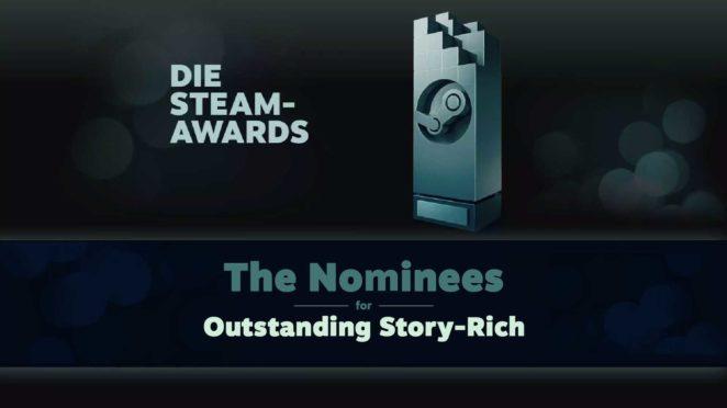 steam awards 2019 story rich
