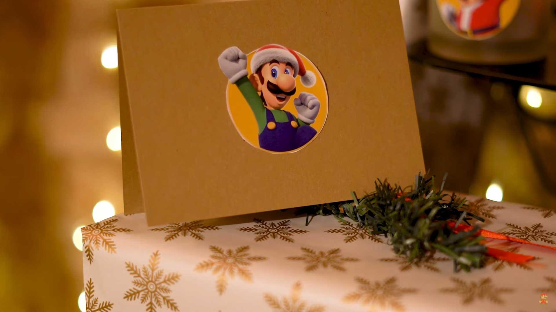 weihnachtsdeko nintendo babt