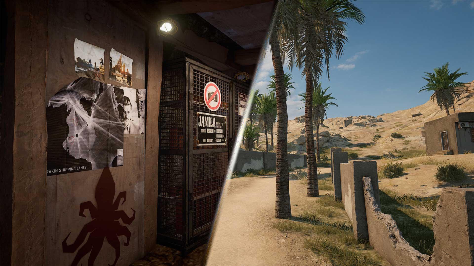 Neue Map oder Miramar Rework babt