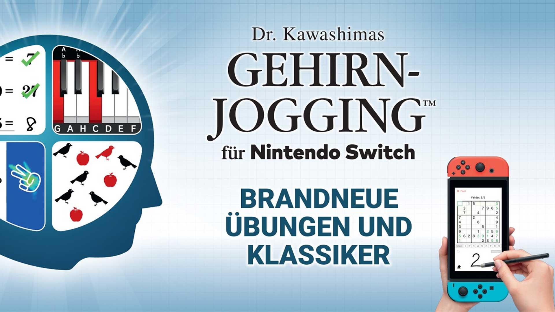 dr kawashimas gehirn jogging