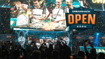 dreamhack open csgo big final 2020
