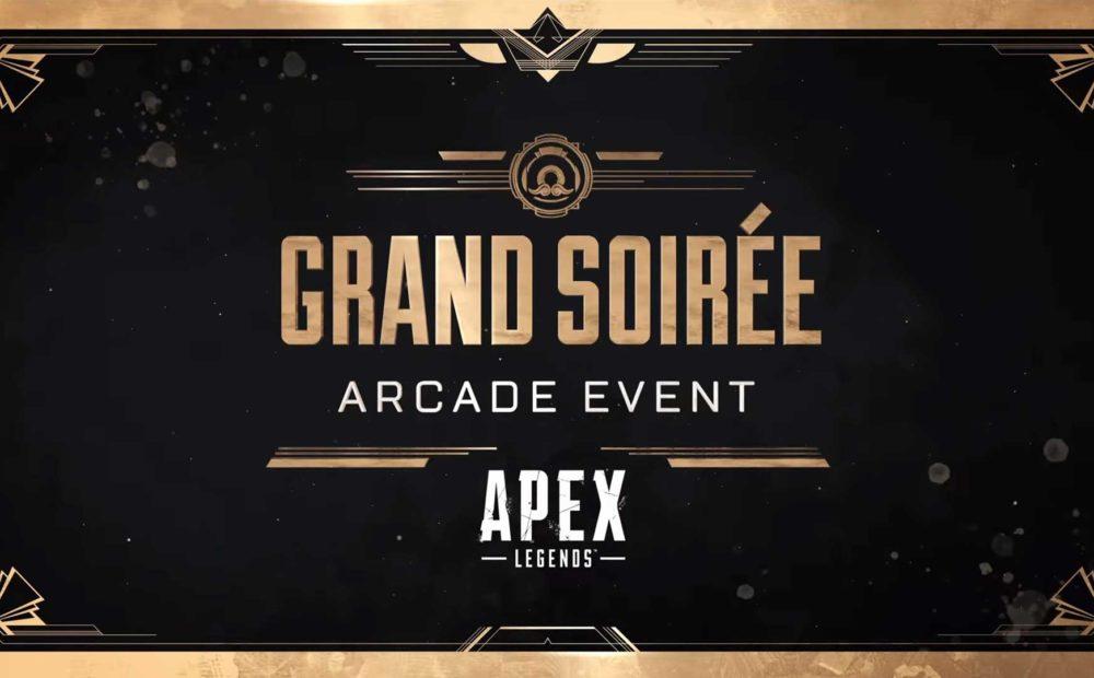 grand soirée arcade event babt