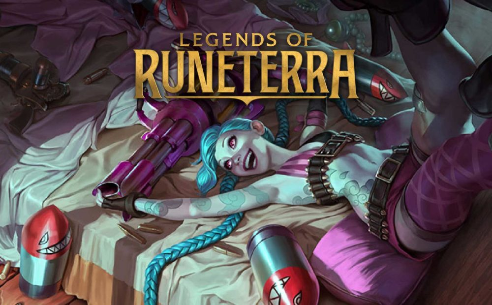 legends of runeterra jinx