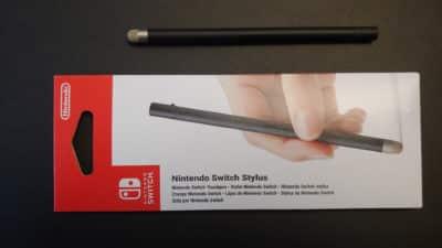 nintendo stylus