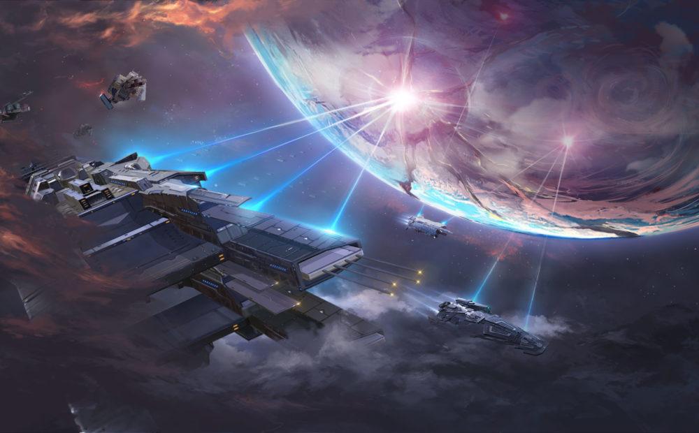 Stellaris Galaxy Command art5918