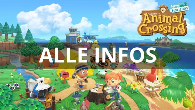 animal crossing new horizons infos