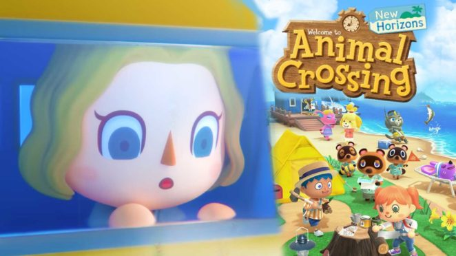 animal crossing new horizons teaser