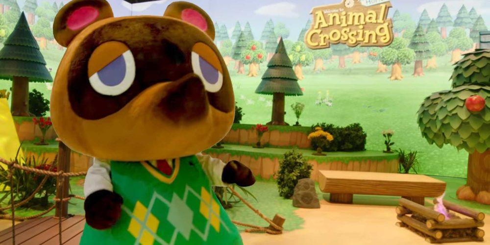 animal crossing village