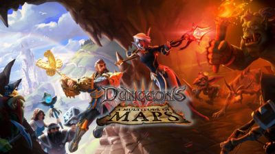 dungeons 3 dlc multitude of maps