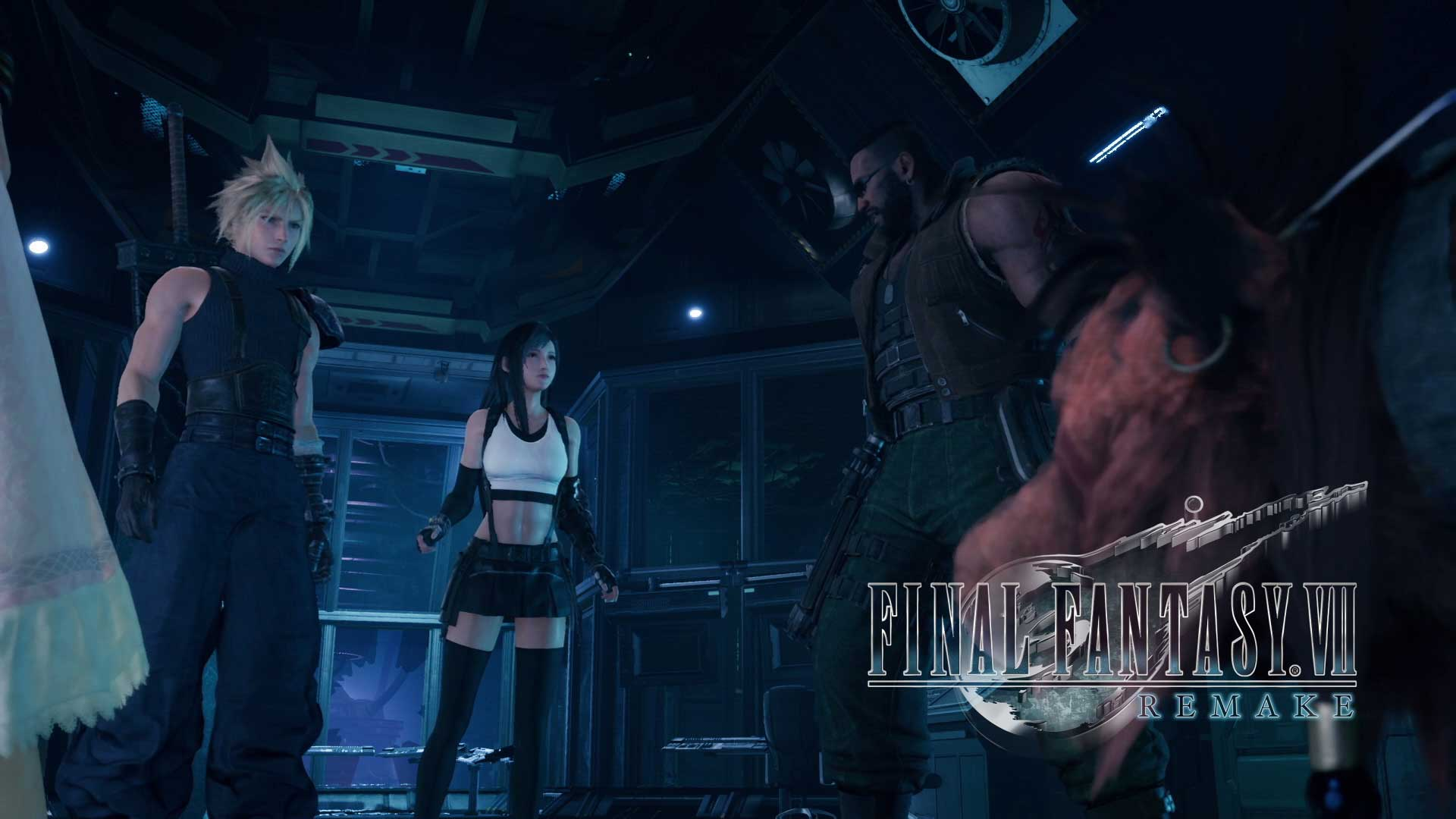 ff7 remake trailer