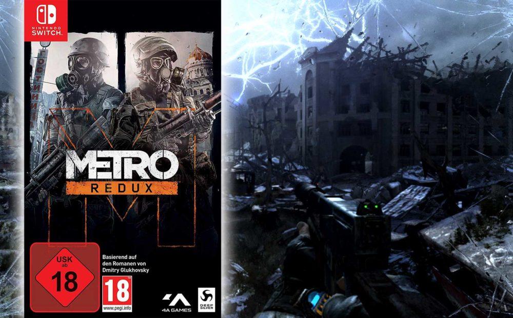 metro redux switch release