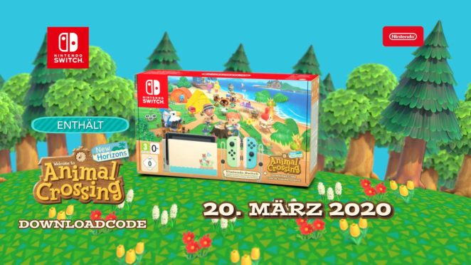 nintendo switch animal crossing 5