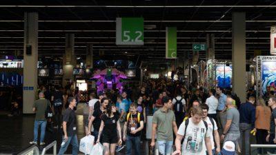 Gamescom 2019 Stock babt