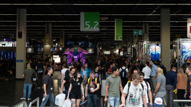 Gamescom 2019 Stock babt