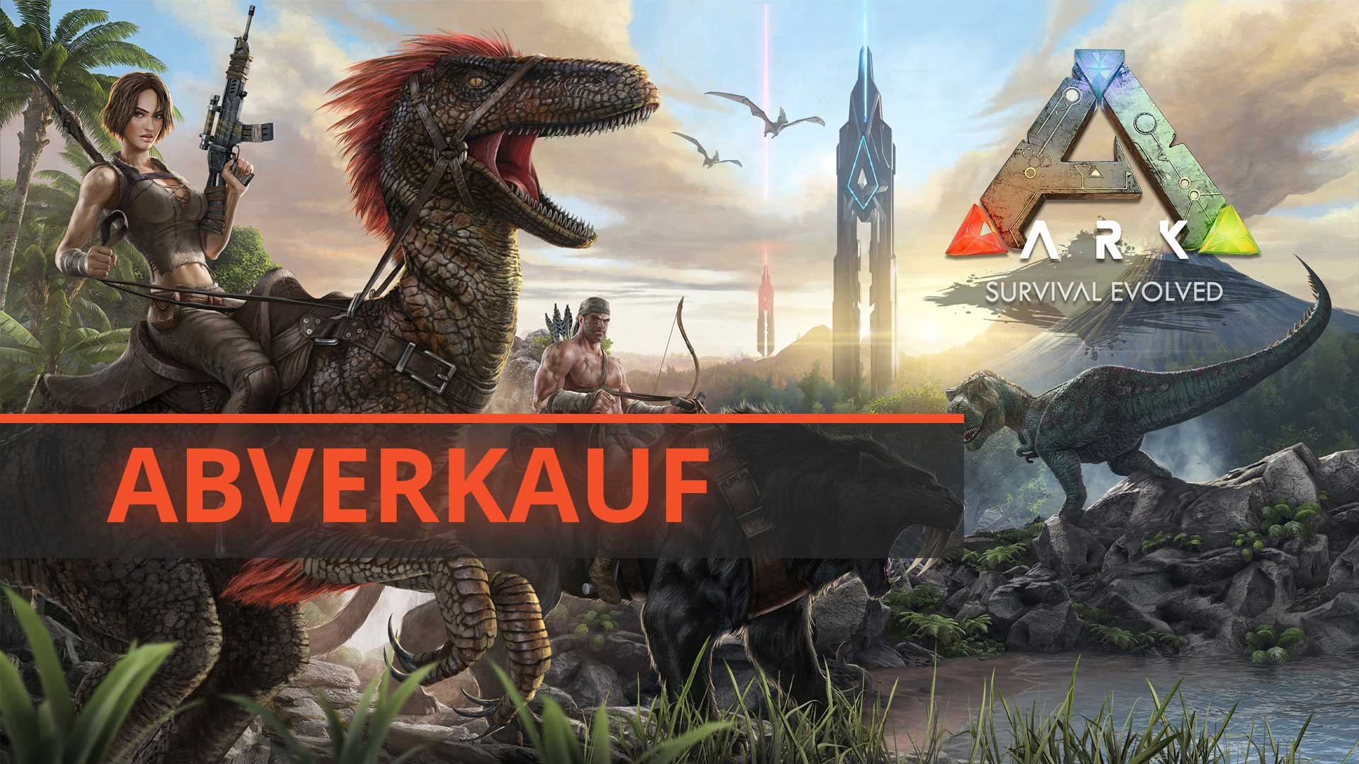ark survival evolved abverkauf steam