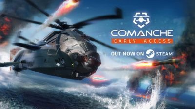 comanche early access
