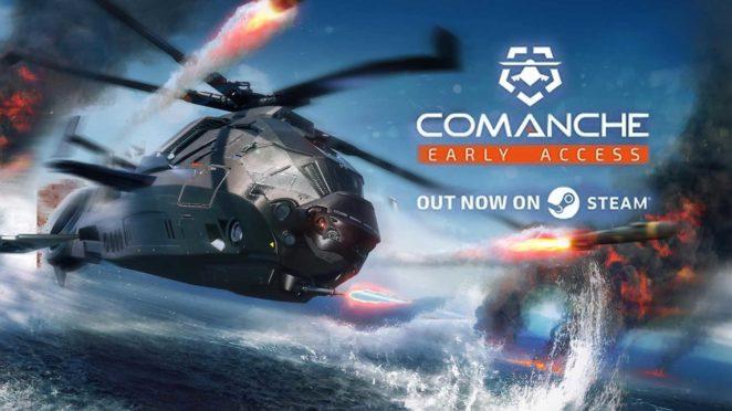 comanche early access