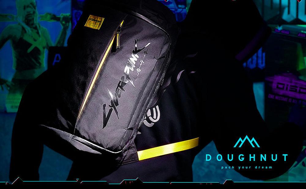 cyberpunk 2077 rucksack