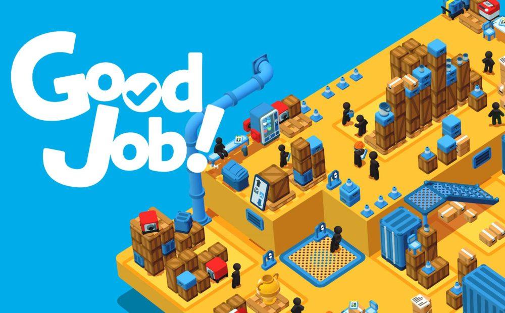 good job game