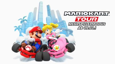 mario kart tour multiplay