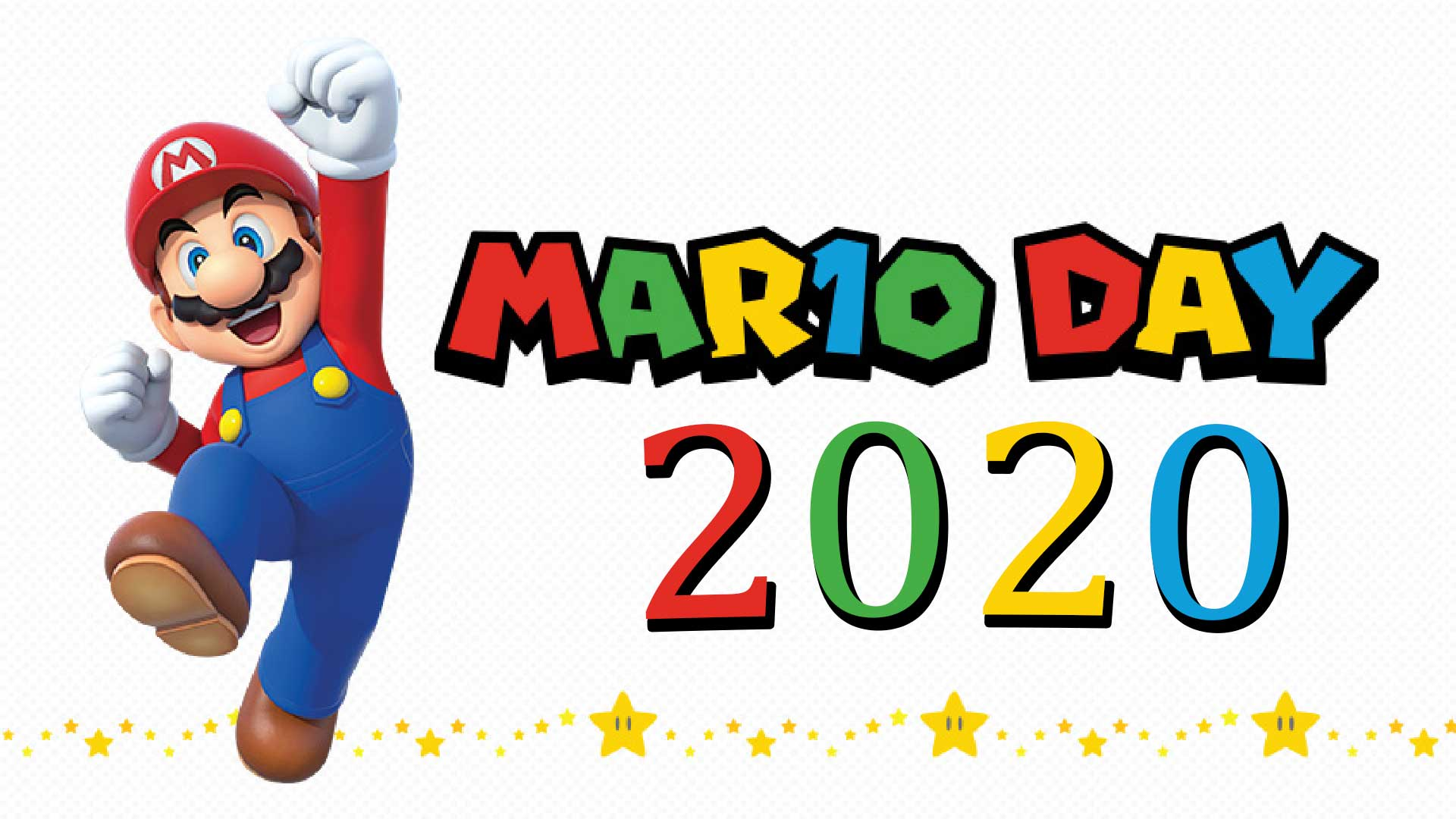 mariotag mar10 day mario day 2020