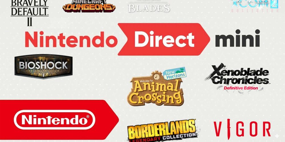nintendo direct mini maerz 2020