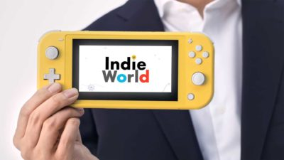 nintendo switch light screen indie world babt