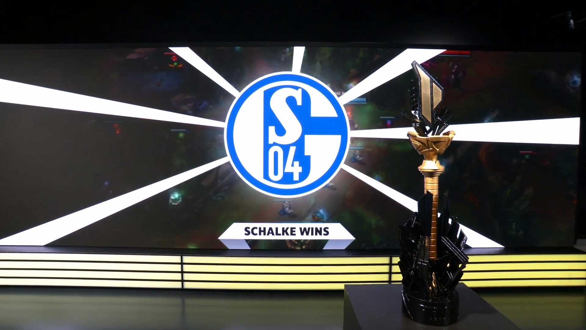 schalke win babt