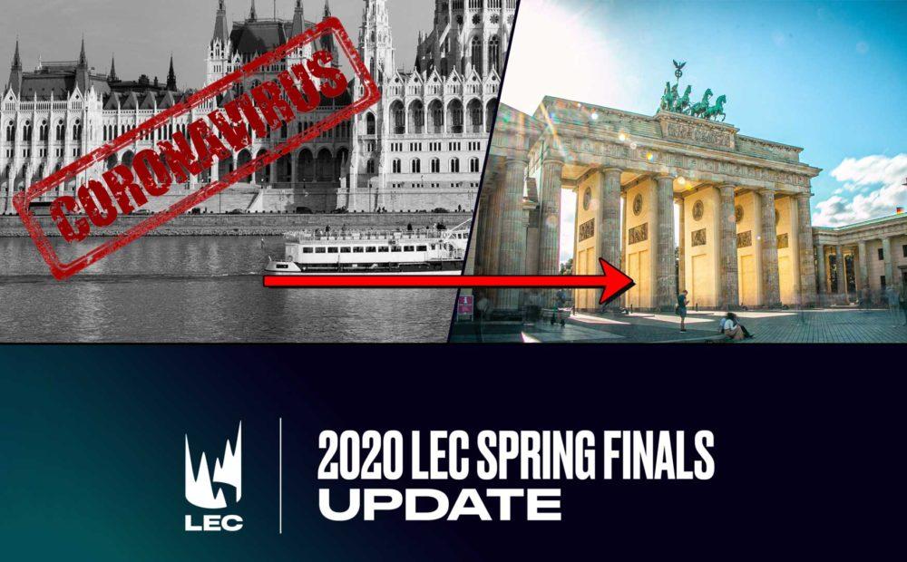 spring split finals lec berlin budapest