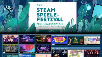 steam spiele festival 2020 fruehling