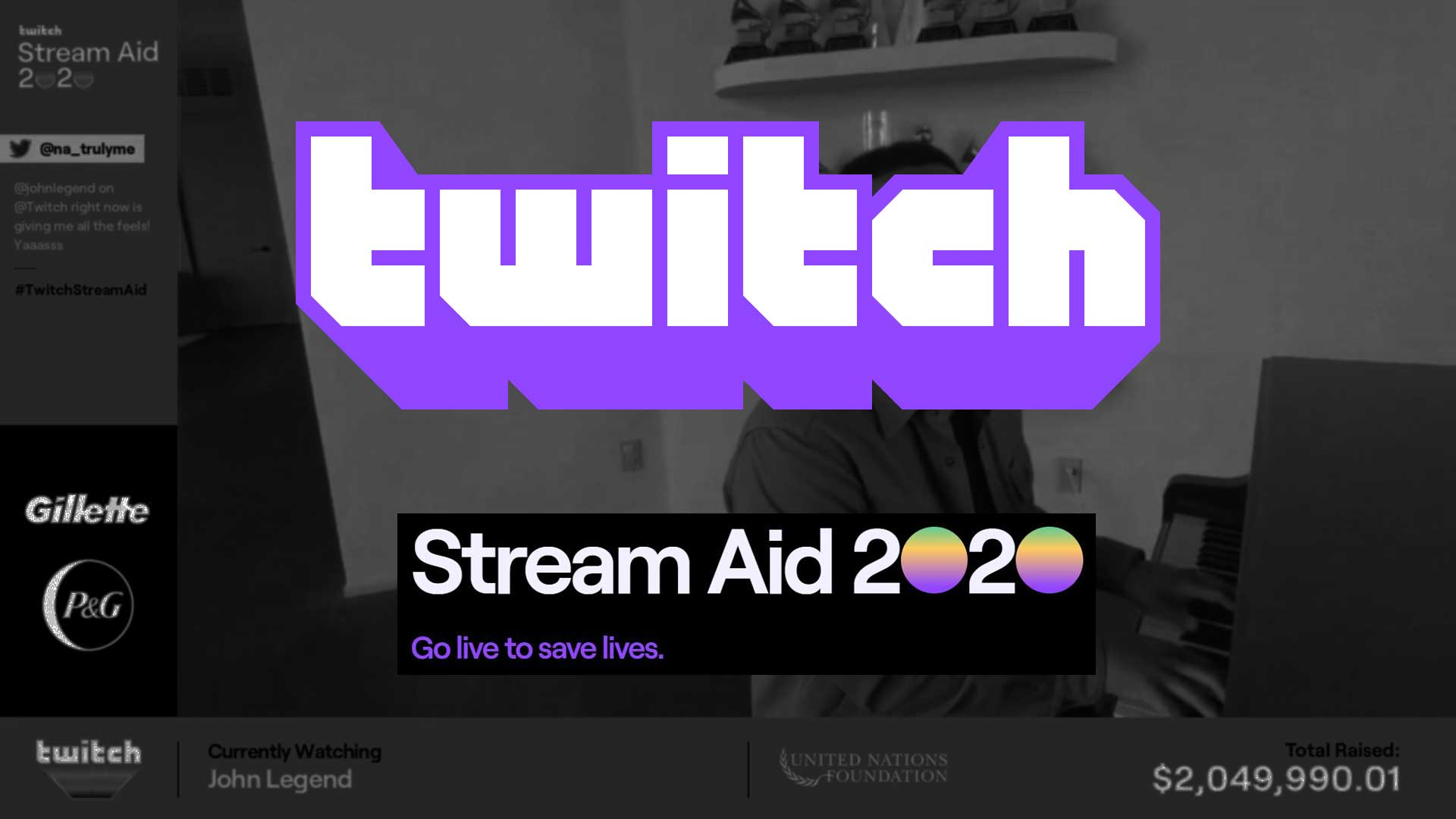 streaming aid 2020 babt