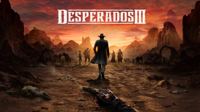 DesperadosIII Wallpaper 4K babt