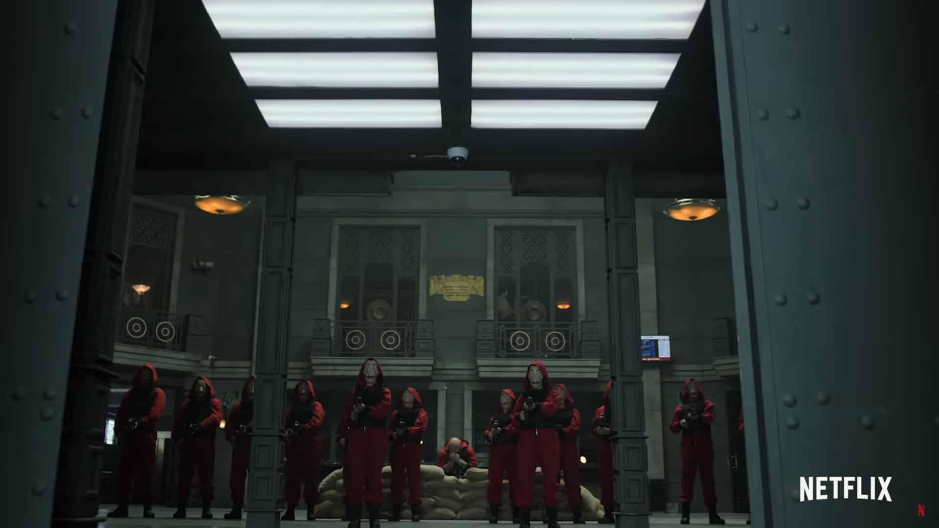 Haus des Geldes Staffel 4 release babt