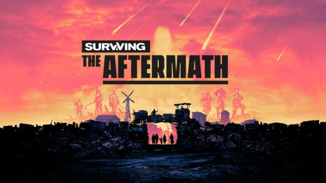 Surviving the Aftermath Key Art babt
